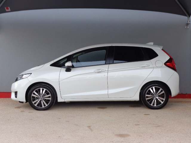 honda jazz 1.3 exclusive navi cvt